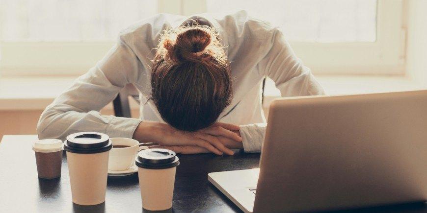 Trastornos de sueño