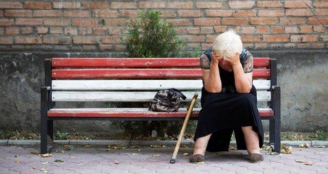 Depresión en la tercera edad Una etapa de riesgo