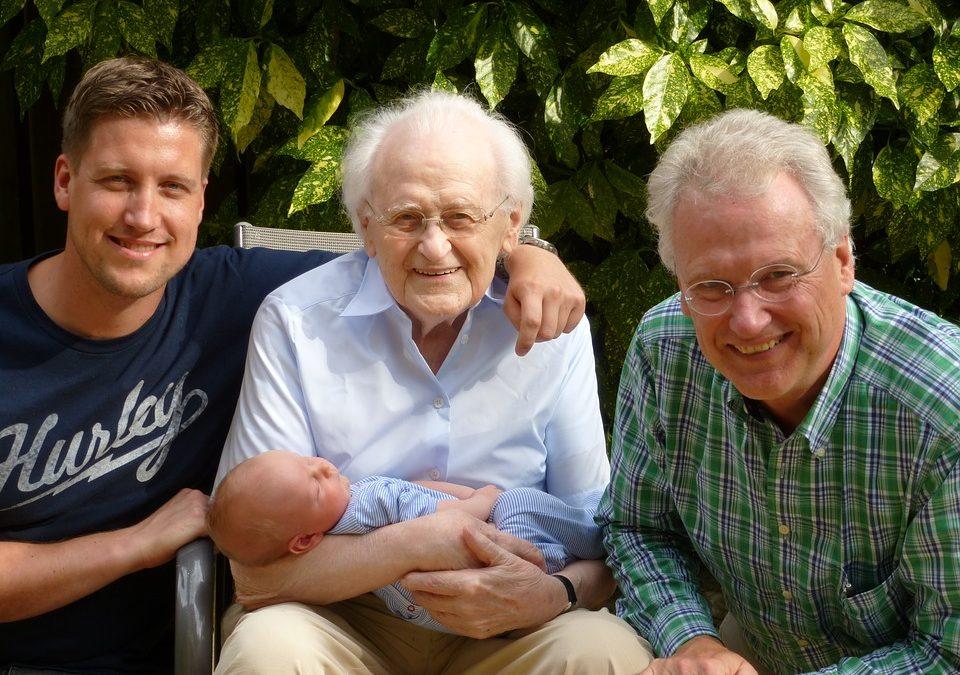 Relaciones abuelos-nietos La importancia de las relaciones intergeneracionales