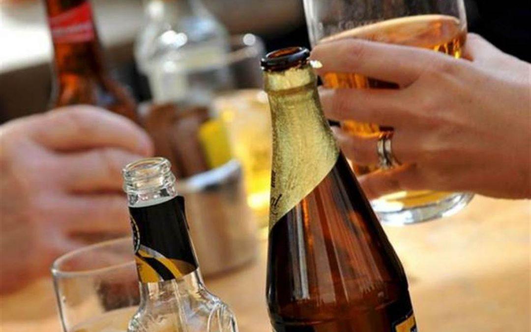 Abuso de alcohol y sus perjuicios Efectos en los menores