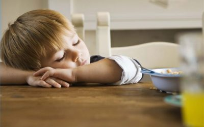 Trastornos de sueño en la infancia