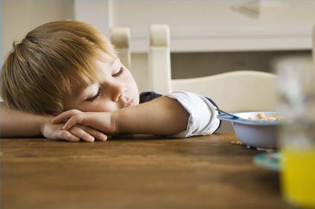 Trastornos de sueño en la infancia Un síntoma de otros trastornos de la infancia