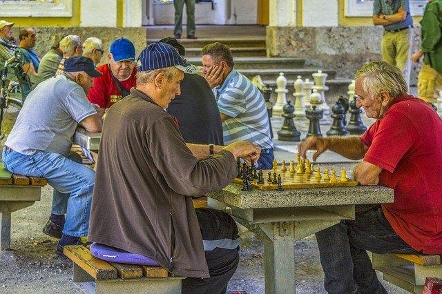 Actividades lúdicas y mayores