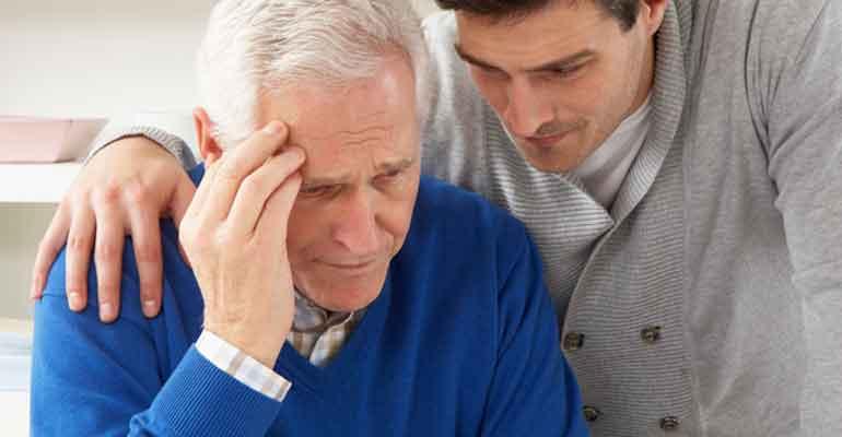 Demencia y alteraciones de conducta